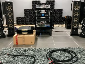 Audiophile cable testing