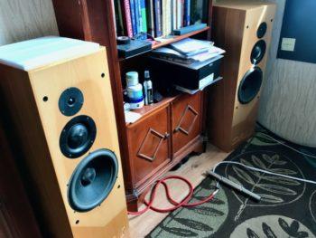 Dali series 7 loudspeakers