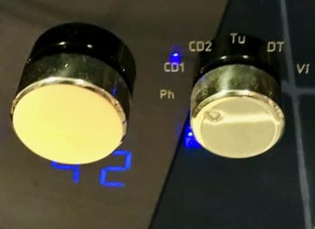 Amplifier Display
