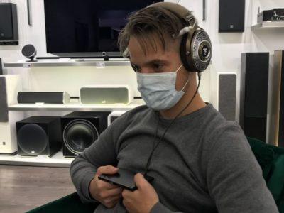Sound of music better - Focal headphones