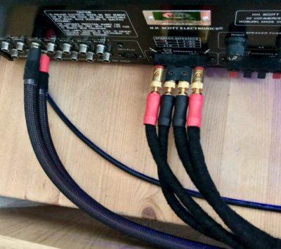Scott amplifier