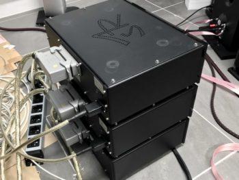 ASR Power supply unit